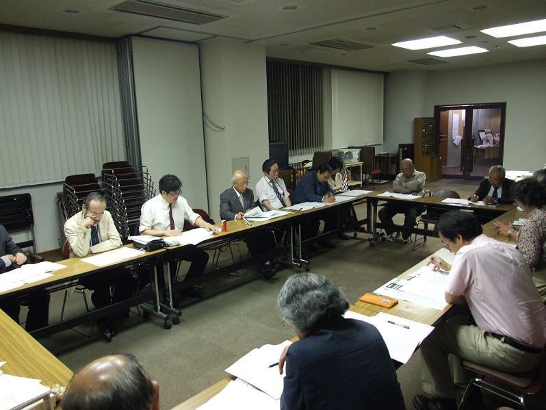 JEA秋の公開研究会の様子=2012年10月18日、東京都新宿区で