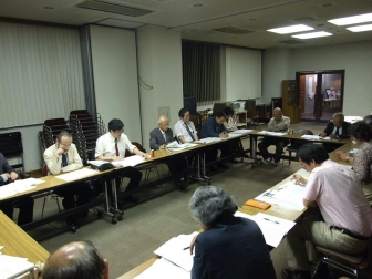 JEA秋の公開研究会の様子、2012年10月18日、東京都新宿区で。