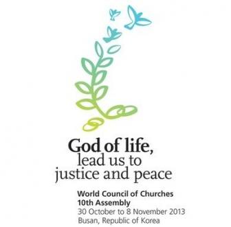 WCC世界総会のロゴ(写真:WCC)