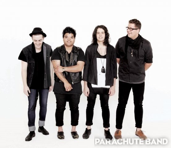 background info on the band parachute Parachute 460,958 likes 706 talking about this wwwweareparachutecom.
