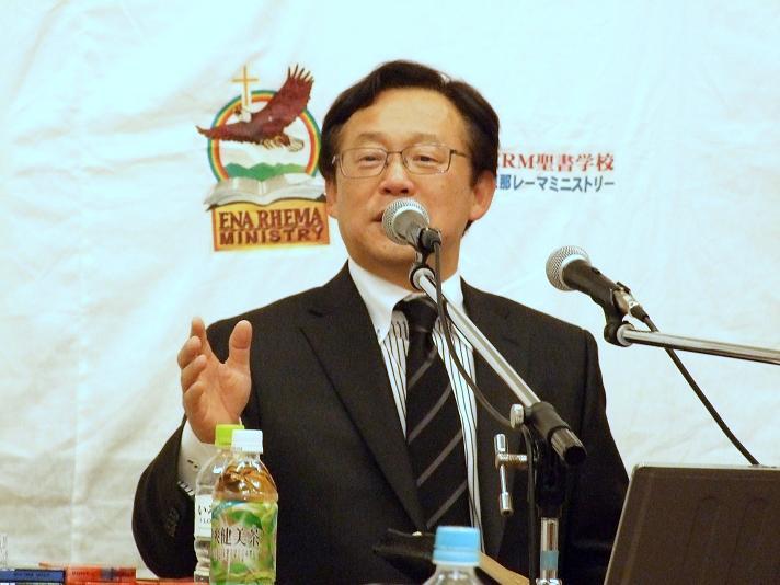 徐起源氏、+99Tachikawa(東京都立川市)で。2013年1月5日。
