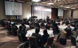 第13回国家晩餐祈祷会に集まったキリスト者たち=3月22日、東京都新宿区の京王プラザホテルで