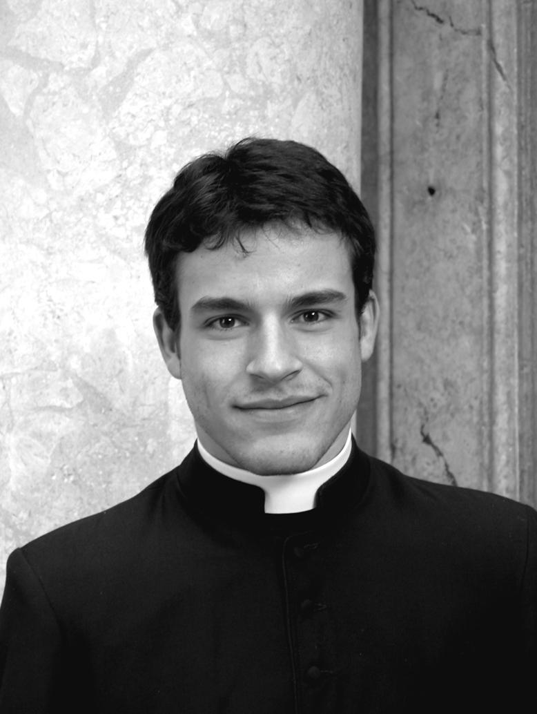 ローマの本物の聖職者をモデルにしたカレンダー「Roman Priest Calendar 2014」より