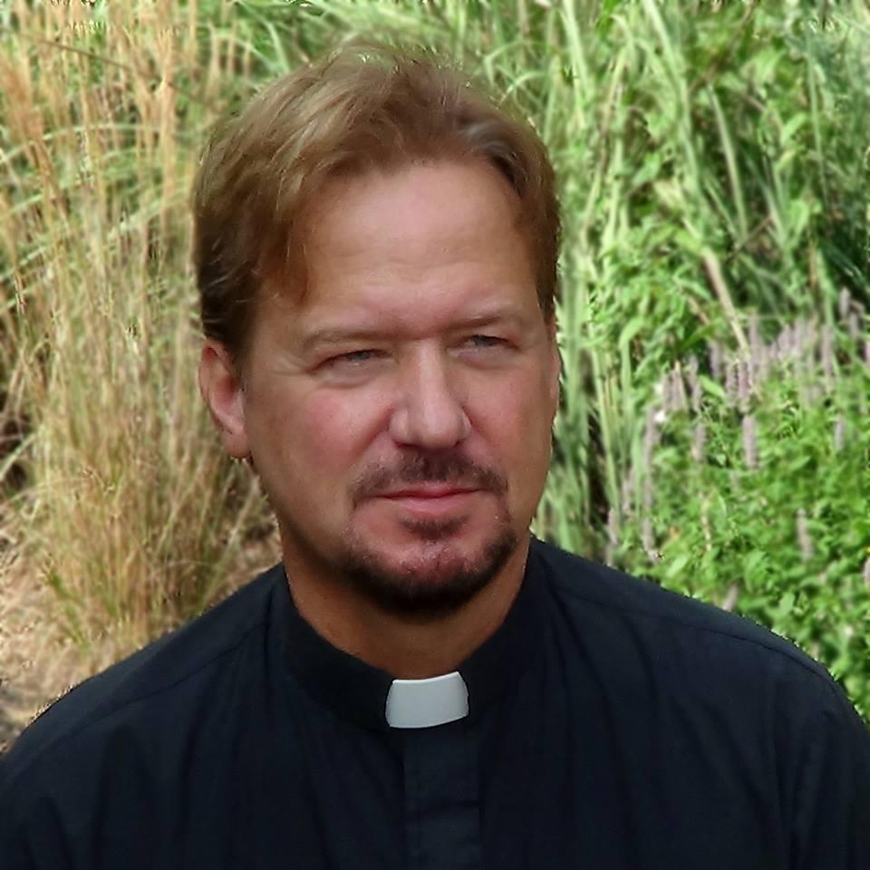 フランク・シェーファー牧師(写真:同牧師のフェイスブックより)