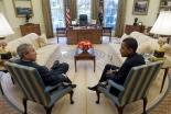 オバマ大統領、クリスマス礼拝欠席で批判受ける 教会訪問は就任以来18回