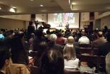 マイケル・オー新総裁が講演 ローザンヌ運動40周年記念講演会