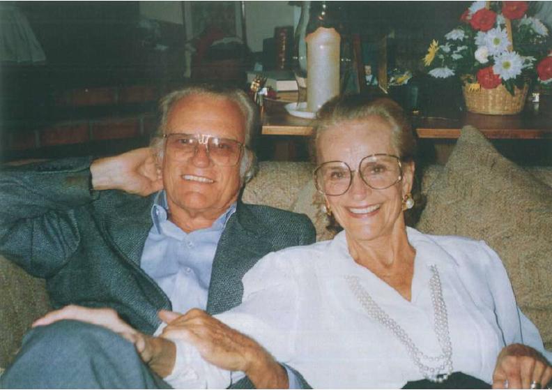結婚生活の理想的なパートナーシップ:ビリー・グラハムと妻ルースの生涯にわたる愛