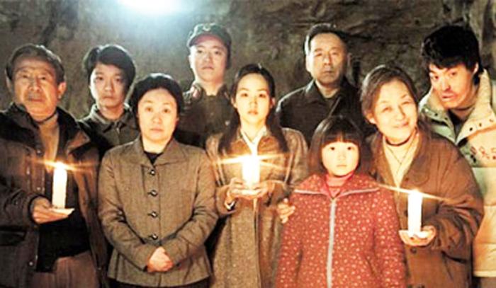 韓国で今月13日から、北朝鮮の地下教会を扱った映画『神が送った人』が公開された。映画では、地下教会への迫害と人々の苦難が生々しく描かれる。(写真:テプンコリア)<br />
