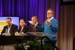 全米宗教放送協会でフェイスブック政策部長ら講演 「人々はソーシャルを通じて情報を得ている」