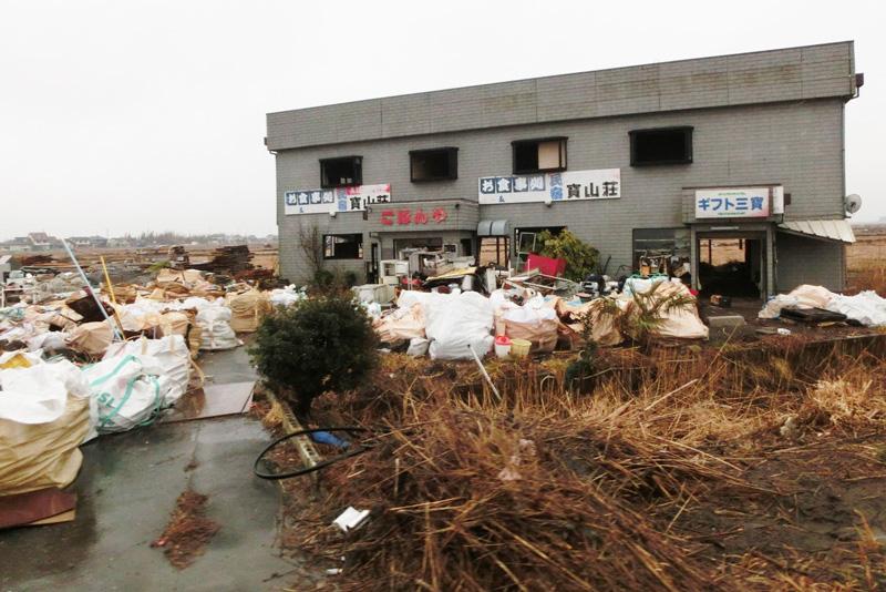 【特集】震災3年目の祈り(3)フクシマが乗り越えてきた三重苦―南相馬市・浪江町<写真編>