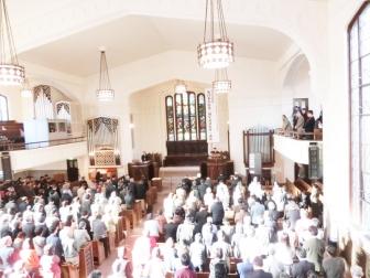 【3.11特集】震災3年目の祈り(6)東日本大震災3周年記念礼拝・講演〜姜尚中氏「ひたすらキリストの愛に進まなければ」