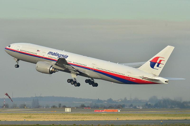 今月8日に消息を絶ったマレーシア航空370便(写真:Laurent ERRERA)
