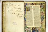 米国聖書協会図書館創立190周年、特別展示開催