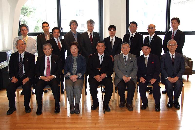 宮村武夫氏がクリスチャントゥデイ新編集長に就任 役員、論説委員らが歓迎