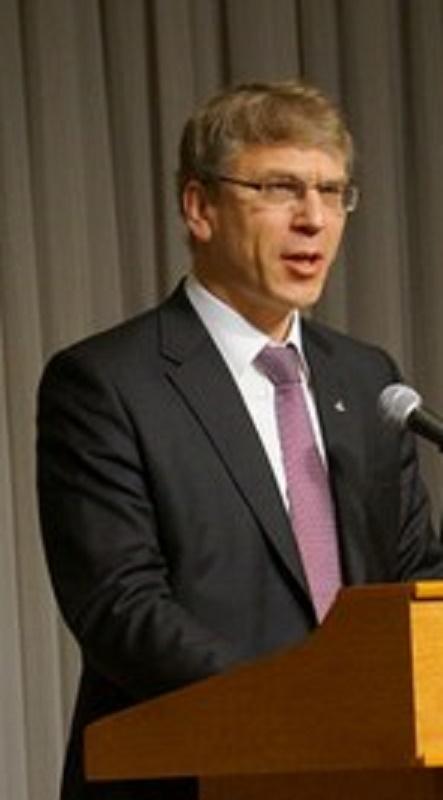 世界教会協議会(WCC)のオラフ・フィクセ・トゥヴェイト総幹事(写真:WCC提供)