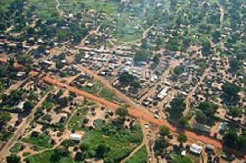 南スーダンの首都ジュバ(写真:Aguek / USAID)