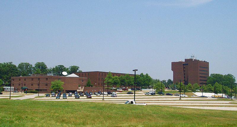 ボルティモア郡コミュニティカレッジ(CCBC)のエセックス・キャンパス(写真:Kevin Smith)