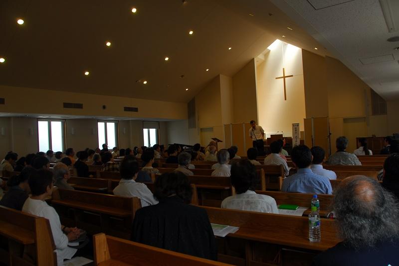 日本バプテスト連盟実行委、憲法フェスティバル2014を初開催