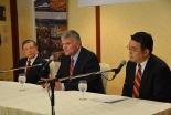 フランクリン・グラハム氏「神ご自身に答えがある」 北海道・希望のフェスティバル記者会見 きょうから3日間開催