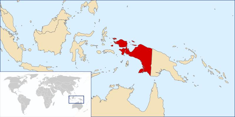 太平洋教会協議会、インドネシア支配下にある西パプアの自由を求める