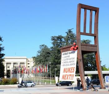 エキュメニカル代表団、国連で不健全な核体制への対案を求める