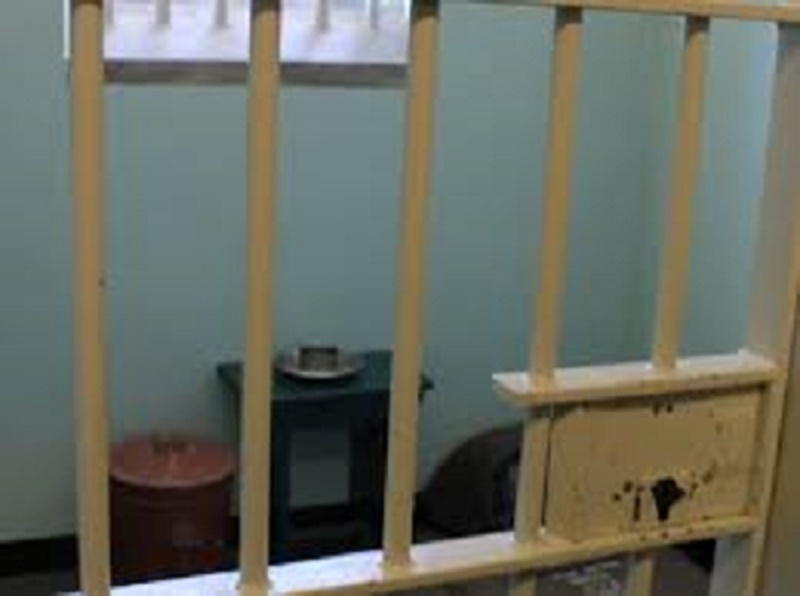 ネルソン・マンデラが投獄されていた独房(写真:世界福音同盟)