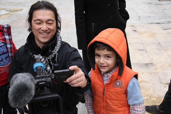 【インタビュー】国際ジャーナリスト・後藤健二〜それでも神は私を助けてくださる〜