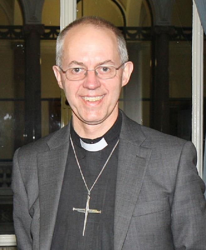ジャスティン・ウェルビー・カンタベリー大主教(写真:英外務省)