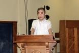 検察事務官から牧師へ 高木康俊氏が米メリーランド州で特別講演礼拝