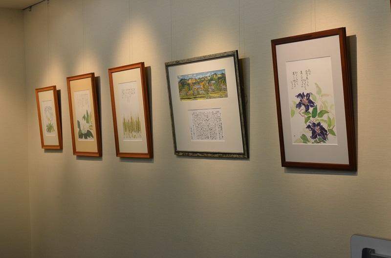 星野富弘さんの詩画を広めるお手伝いを 「富弘美術館を囲む会」東京・神奈川支部 星野富弘さんの詩画