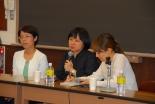 明学大で映画「蘆葦の歌」上映、台湾の日本軍「慰安婦」被害者たちの回復への道のりを描く