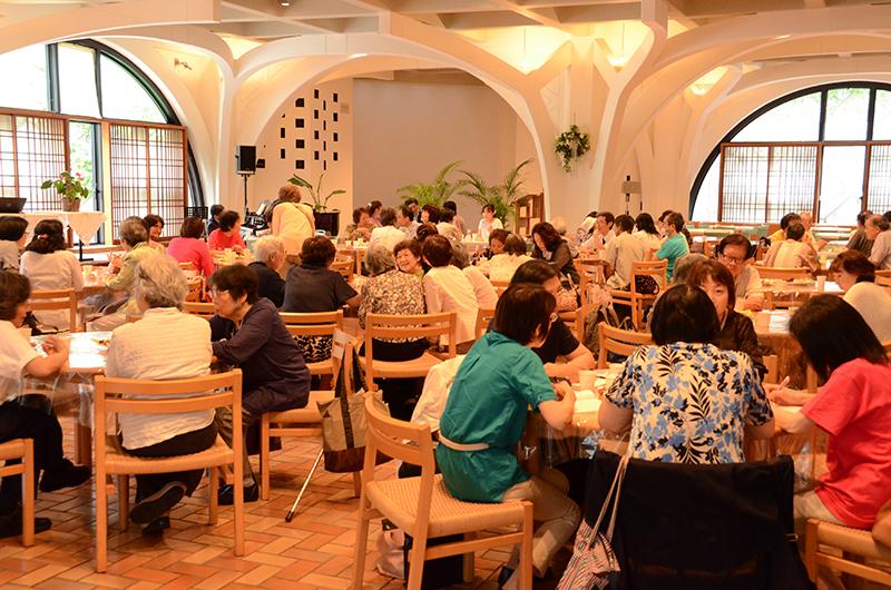 新宿・百人町に「がん哲学外来 メディカル・カフェ」がオープン 樋野興夫氏が開所セミナー