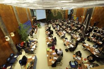 WCC中央委、憲法9条の再解釈についての声明を発表 重大な懸念を表明