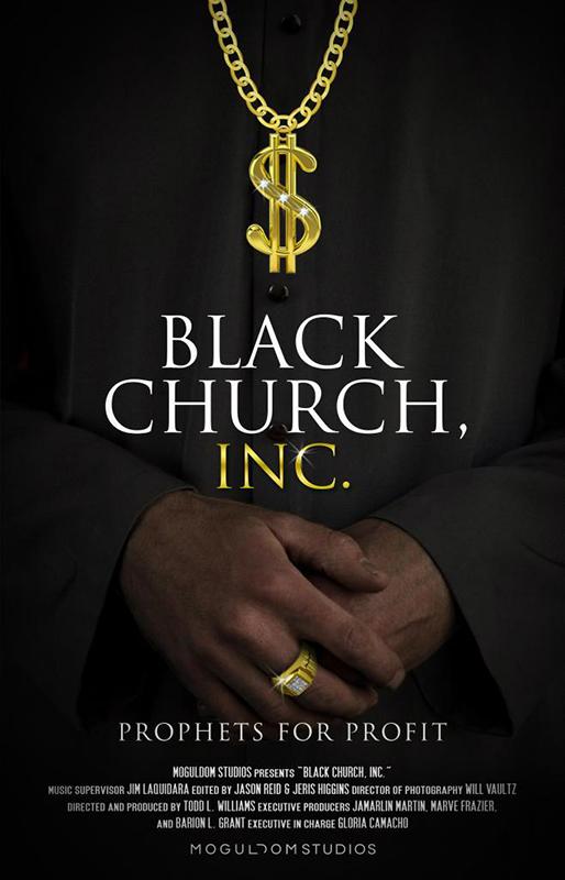 モグルドム・スタジオが制作した新ドキュメンタリー『Black Church, Inc.』(写真:モグルドム・スタジオ)