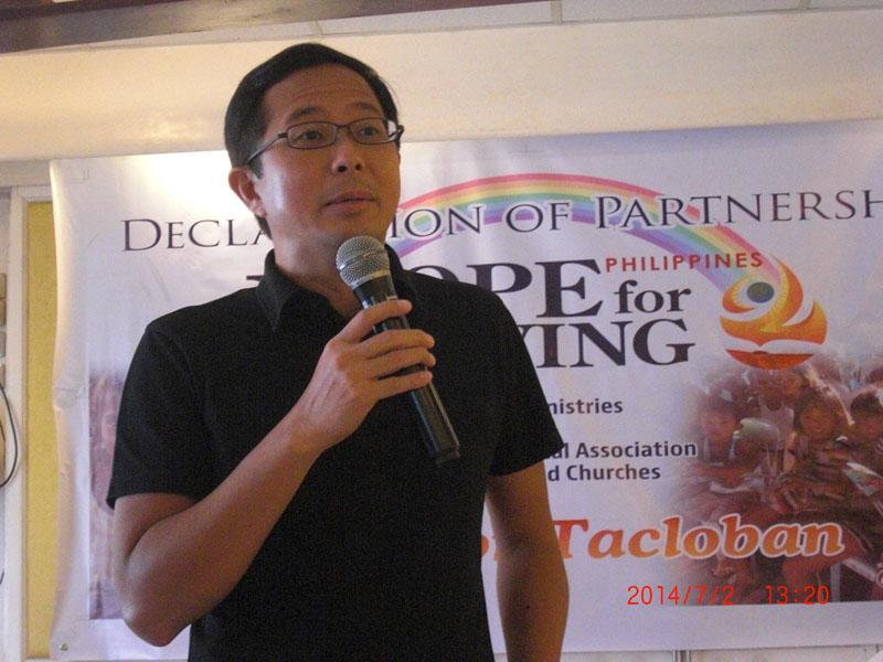 """超大型台風ハイエンから8カ月、新生宣教団とフィリピンの教会が協力し""""ホープ・フォー・リビング フィリピン「教会子どもプログラム」""""立ち上げへ"""