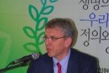 WCC総幹事、日本の諸教会にお詫び