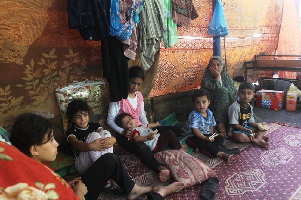 ワールド・ビジョンは、サポートしていた子ども4人がガザ地区に対するイスラエル軍の攻撃により死亡したと報告した。(写真:ワールド・ビジョン)