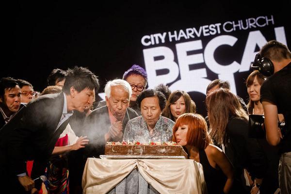 シティー・ハーベスト・チャーチ、資金不正運用疑惑と共に迎える創立25周年 シンガポール