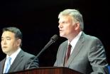 フランクリン・グラハム氏、来年に武道館で伝道集会 来月にはいよいよ一年前大会