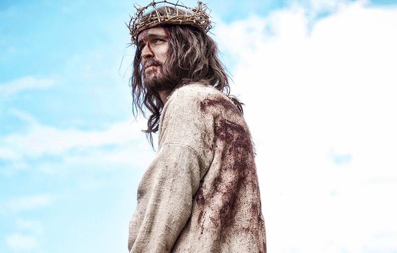 日本で来年1月10日から全国公開される映画『サン・オブ・ゴッド』(原題:Son of God)