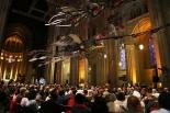 「地球を癒やし、気候変動と闘おう」 宗教指導者が共に礼拝、共同声明を発表