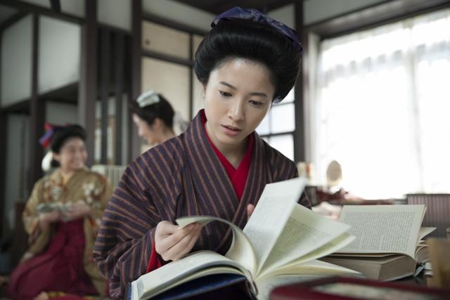 「花子とアン」のワンシーン(写真:NHK)