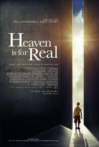 全米大ヒット映画『天国は、ほんとうにある』、12月日本公開決定