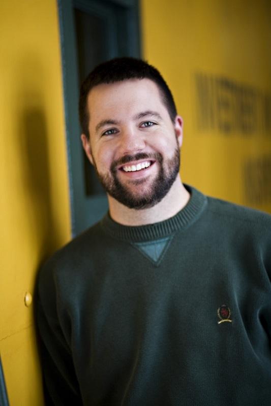 米ユタ州オグデン市のワシントン・ハイツ教会でスチューデント・パスターを務めるベンジャー・マクベイ氏(写真:benjermcveigh.com)