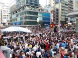 香港前司教「手遅れになる前に今こそ闘わなければ」