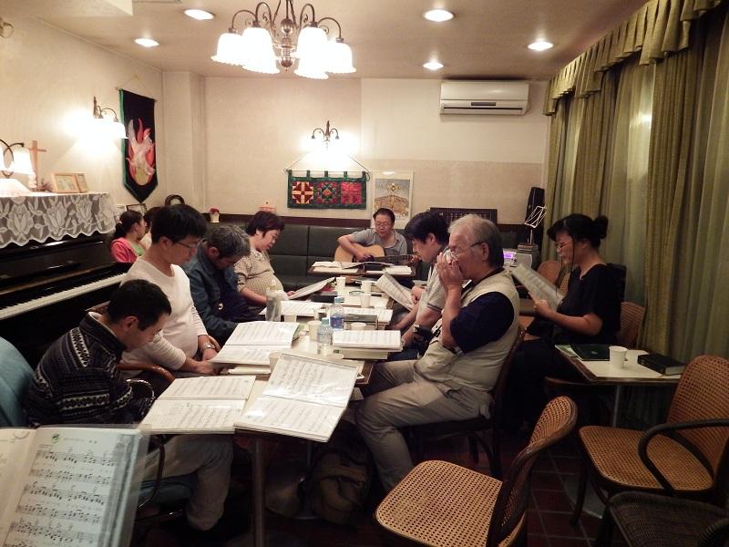 横浜で伝道し続けて50年「福音喫茶メリー」 救いの恵みは今もなお