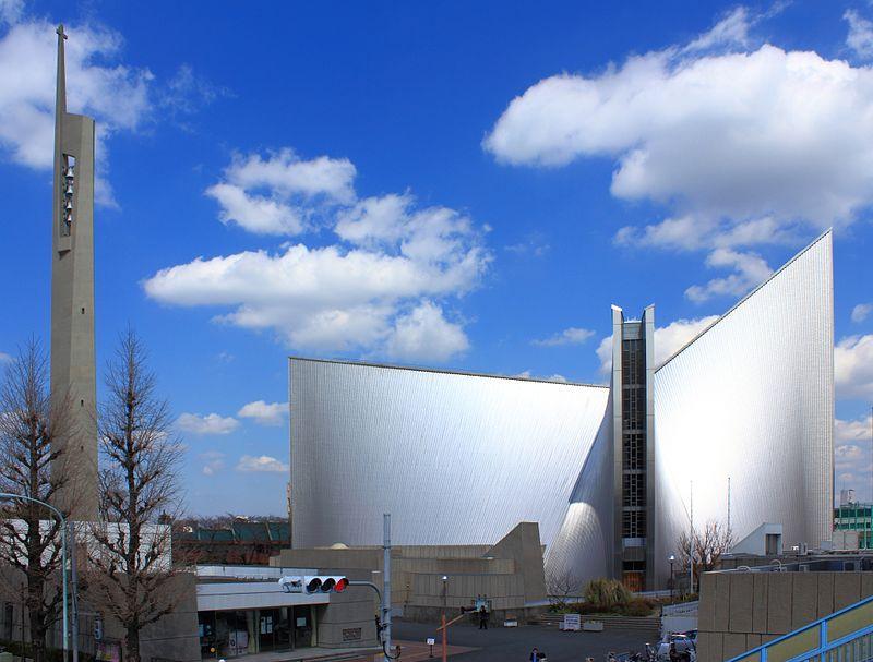 合同礼拝が行われる東京カテドラル関口教会聖マリア大聖堂(写真:Kakidai)