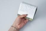 片手で手軽に読める「フリップバック装」の新約聖書が新発売 日本出版業界初