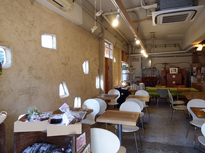 健康・安全・美味しさにこだわった玄米菜食カフェ 「晴れる家cafe」