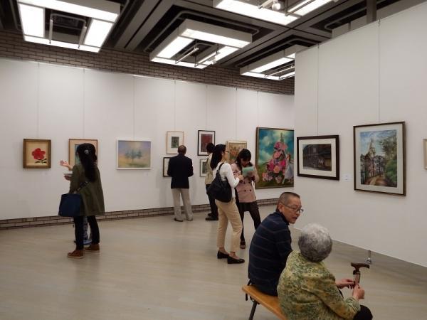 B&A美術展2014 「平和を想う」をテーマにクリスチャン美術家の作品100点以上展示